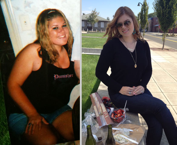 Weight loss for abdomen and hips